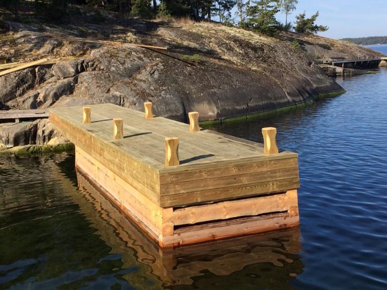 Brygga Ornö